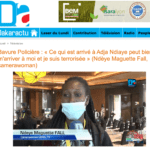 SENEGAL: Police should face prosecution for assault of a media camerawoman