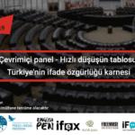 Türkiye: Çevrimiçi panel – Hızlı düşüşün tablosu: Türkiye'nin ifade özgürlüğü karnesi