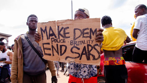 Nigeria: Stop the killings of protesters by security forces and end impunity - Civic Space