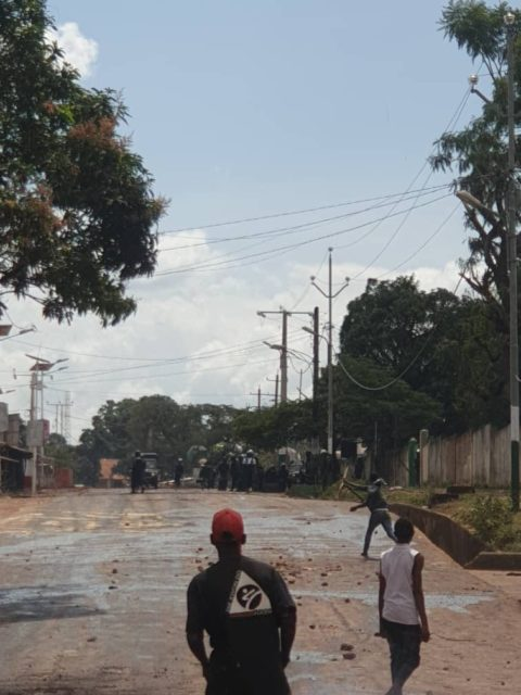 Guinea: Crackdown on post-electoral protests by security forces must be investigated - Civic Space