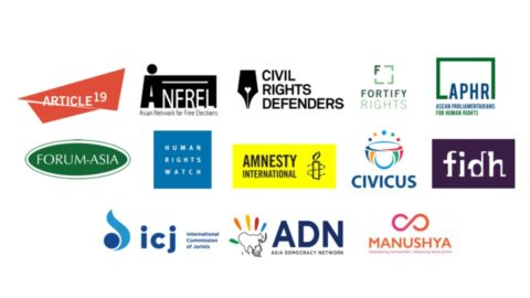 Statement by International NGOs on Pro-Democracy Protests on November 17 and 25, 2020 - Civic Space