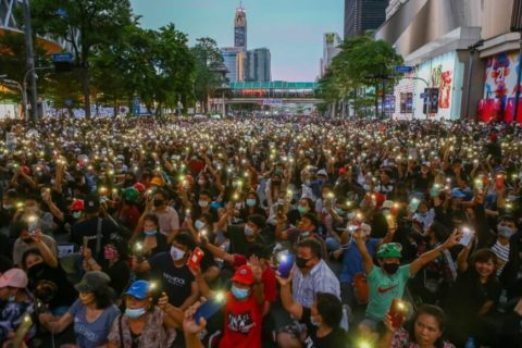 Thailand: Protect the right to protest - Civic Space