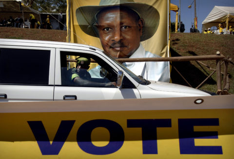 Uganda: Shrinking civic space marks the January 2021 presidential and parliamentary elections - Civic Space