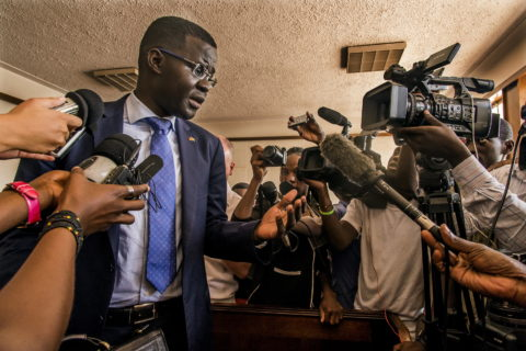 Uganda: Release Nicholas Opiyo and stop harassment of civil society and dissenting voices - Civic Space