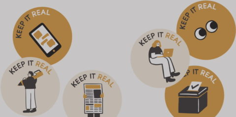 #KeepItReal campaign launched to tackle disinformation online - Media