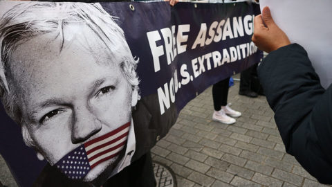 US: ARTICLE 19 welcomes news Wikileaks founder Julian Assange will not face extradition - Civic Space