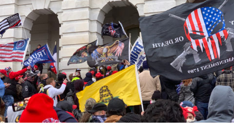 US: A Capitol riot and Big Tech takes a stand:but is it the one we want? - Civic Space