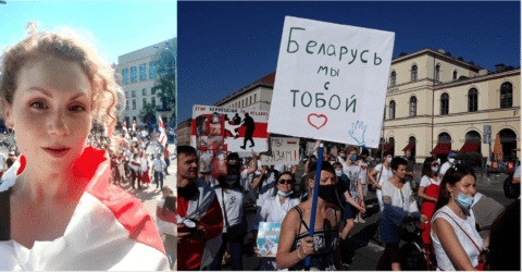 Belarusian Journalist Tatsiana Bublikava: Why Silence is Deadly - Media