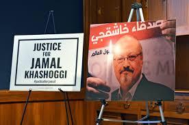 Murdered journalist Jamal Khashoggi