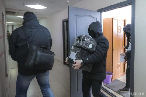 Belarus: Raid on Journalists' Homes Signals Fresh Crackdown - Media