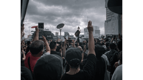 Thailand: End legal harassment of protest leaders - Civic Space