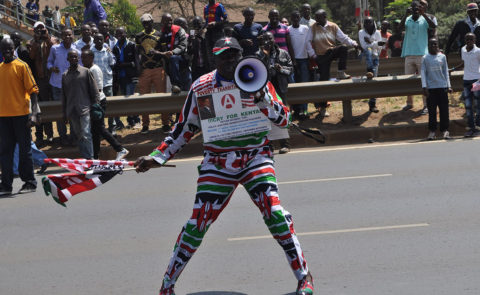 Kenya: Government must uphold the right to protest - Civic Space