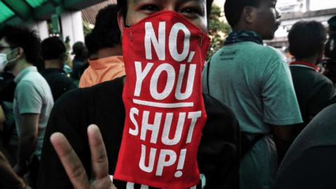 Thailand: Decriminalise defamation - Civic Space