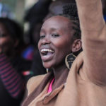 Blog: Women and Protest in Kenya