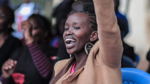 Blog: Women and Protest in Kenya - Civic Space