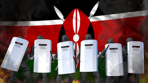 Kenya: Police must stop arresting protesters - Civic Space