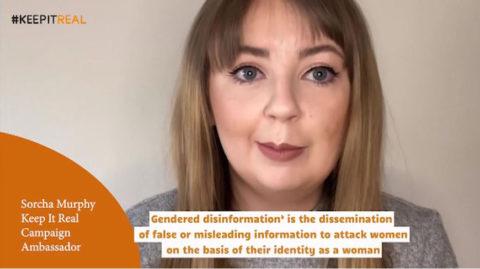 International Women's Day: Disinformation and fake news in Ireland video - Digital