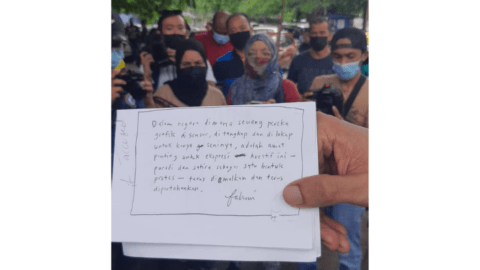 Malaysia: End investigations into political satire artist - Civic Space