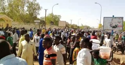 Niger:  Government must investigate post-election crackdown and release protesters - Media