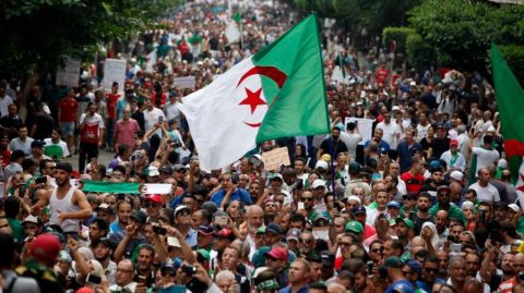 Algeria: Notification requirements are latest attempt to silence protest - Civic Space