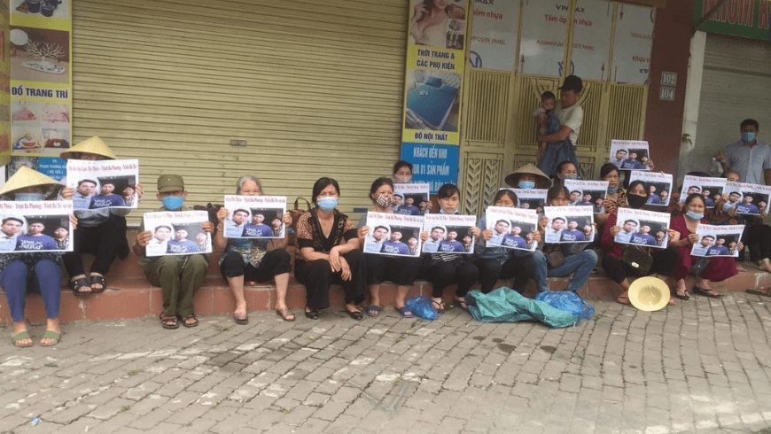 Vietnam: Convictions for social media use part of intensifying assault on internet freedom - Civic Space