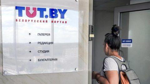 Belarus: Stop harassment of independent media outlet TUT.BY - Media