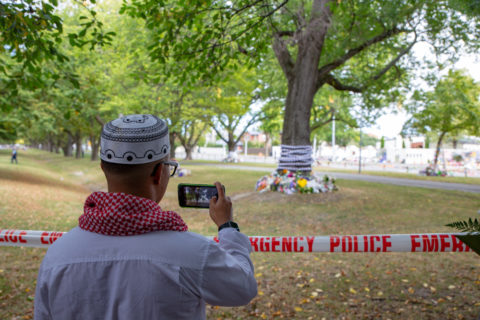 New Zealand: Christchurch Call, violent extremism and human rights - Civic Space