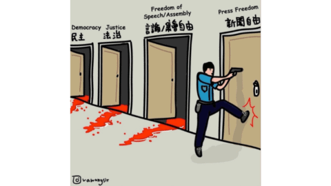 Blog: A year of creeping darkness under the National Security Law in Hong Kong - Media