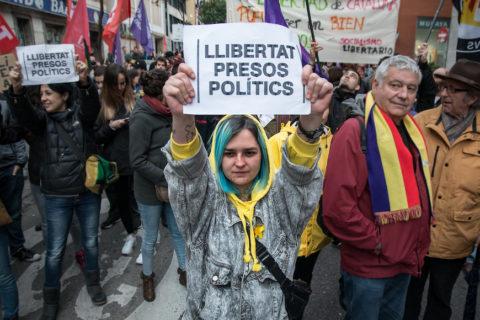 España: la libertad de expresión y el derecho a la protesta pacífica  llevan seis años bajo amenaza pero existe una oportunidad de revertir la situación - Civic Space
