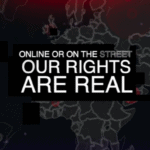 RightsCon: Online or on the streets our right to protest is real
