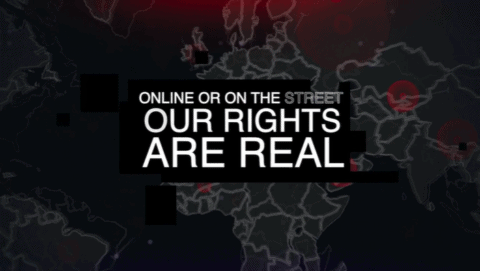 RightsCon: Online or on the streets our right to protest is real - Civic Space