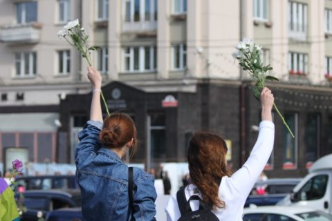 Belarus: Global letter in solidarity with the Belarusian civil society - Civic Space