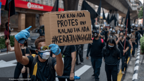 Malaysia: Government must stop harassment and intimidation of peaceful protesters - Civic Space