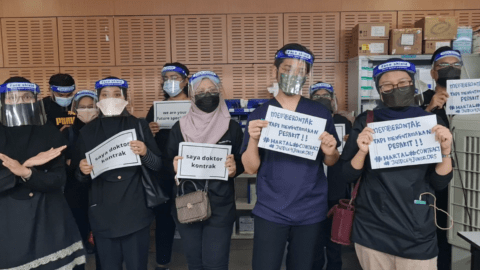 Malaysia: Protesters and government critics face new wave of harassment by authorities - Civic Space