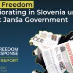 Slovenia: Government eroding media freedom as it takes over EU Presidency