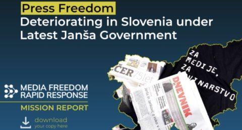Slovenia: Government eroding media freedom as it takes over EU Presidency - Media
