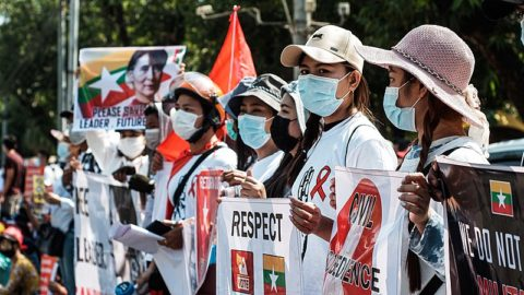 Myanmar: Junta must end systemic human rights violations - Protection
