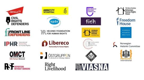 Belarus: International human rights groups demand release of Viasna members on first anniversary of crackdown - Protection