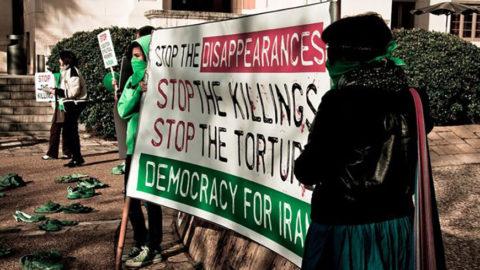 MENA: End enforced disappearances - Civic Space