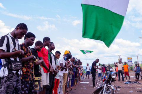 Nigeria: Killing of peaceful protesters must be investigated - Civic Space