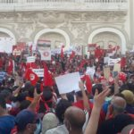 Tunisia: Protesters attack journalists covering demonstrations
