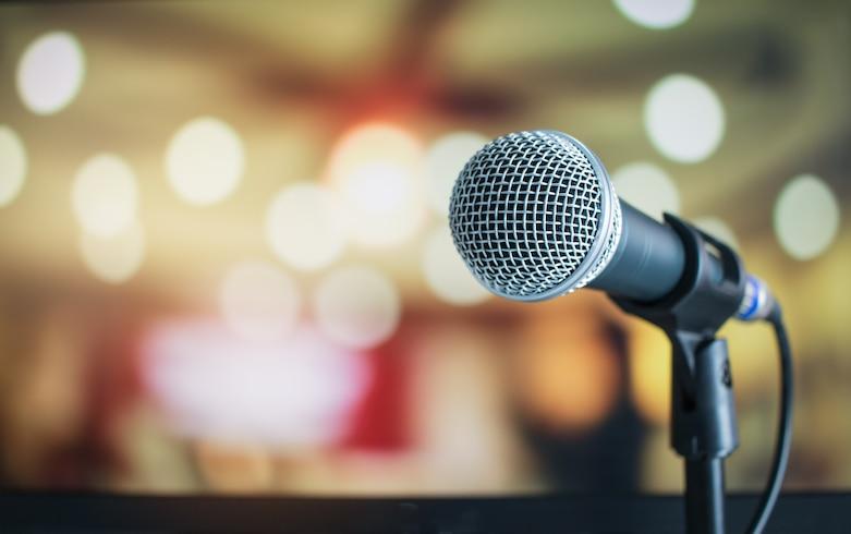 microphone-free-speech